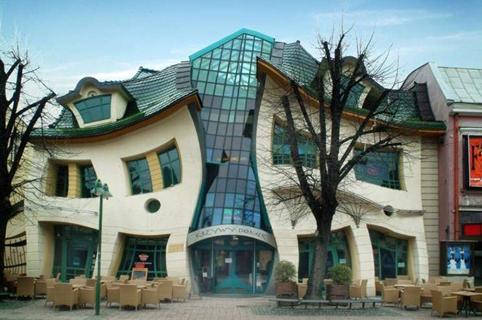Conhe a as constru es mais modernas e diferentes do mundo blog humberto l bo - Distintos tipos de casas ...